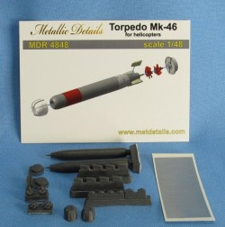 Torpedo Mk-46 for helicopters