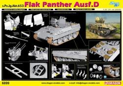 FLAK PANTHER Ausf.D s.Pz.Jg.Abt.653