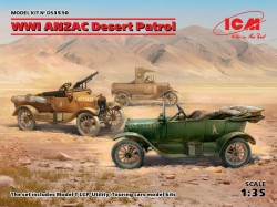 ANZAC Desert Patrol (Model T LCP, Utility, Touring)