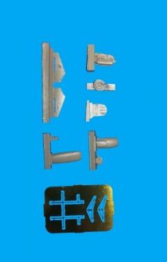 Spitfire motor/engine