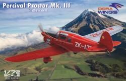 Percival Proctor Mk.III civil registration