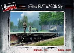 German Flat Wagon Ssyl
