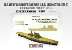 U.S. Navy Aircraft Carrier U.S.S. Lexington (Cv-2) Extreme Edition