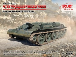 T-34 Tyagach Model 1944, Soviet Recovery Machine
