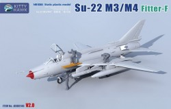 Sukhoi Su-22M3/M4 Ver 2.0 with resin
