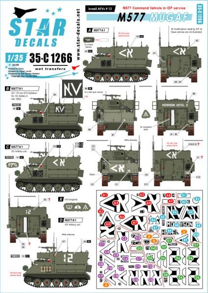 Israeli AFVs # 12