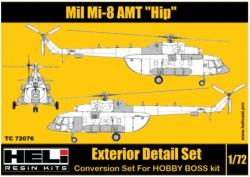 Mil Mi-8 AMT Conversion Detail Set