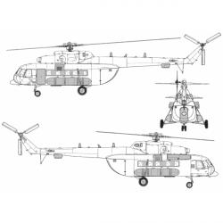 Mil Mi-171 Conversion Detail Set