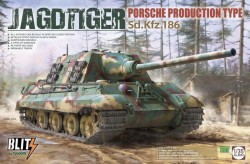 Jagdtiger Porsche Produktion Sd.Kfz.186