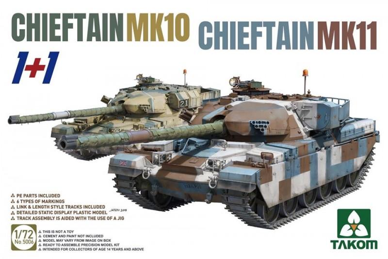 Chieftain Mk.10 + Mk.11 Combo