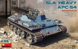 SLA Heavy APC-54. Interior Kit
