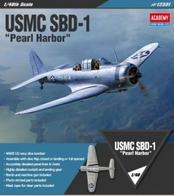 "USMC SBD-1 ""Pearl Harbor"""