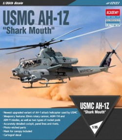 "USMC AH-1Z ""Shark Mouth"""