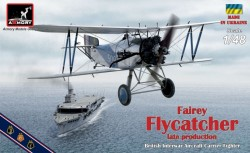 "Fairey ""Flycatcher"" late, w/ Jaguar-IV engine"