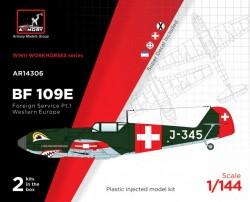 "Messerschmitt Bf 109E ""Foreign Service Aces"", Pt.1 - Spain, Switzeland, Yugoslavia, Serbia"