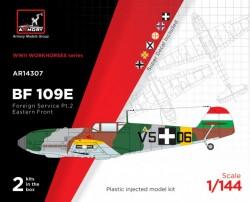 "Messerschmitt Bf 109E ""Foreign Service Aces"", Pt.2 - Hungary, Slovakia, Bulgaria, Romania,"