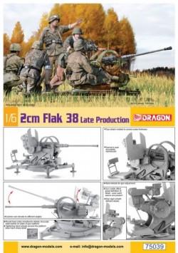 2cm Flak 38 Late Production