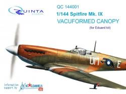 Spitfire Mk.IX, 3 pcs