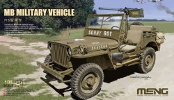 MB Military Vehicle