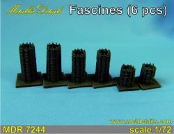Fascines (6 pcs)