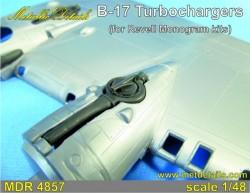 B-17. Turbochargers