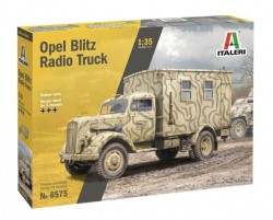 Opel Blitz Radio Truck