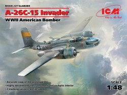 A-26-15 Invader, WWII American Bomber