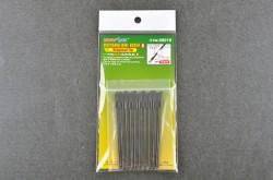 Disposable Mini Diagonal Brush, 10 pcs