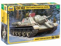 Soviet tank Destroyer SU-122