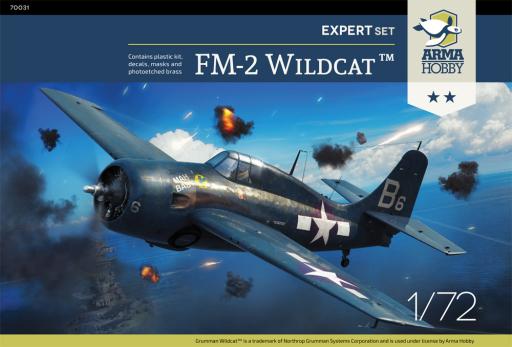 FM-2 Wildcat, Expert Set