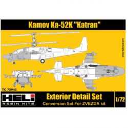 "Kamov Ka-52K ""Katran"""