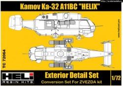 "Kamov Ka-32А11BC ""Helix"" Exterior Detail Set"