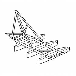 "Mil Mi-8/17 ""Hip"" Framework Construction of Weapoms Racks"