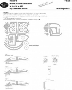 Meteor NF.14 ADVANCED kabuki masks