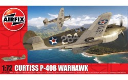 Curtiss P-40B Warhawk