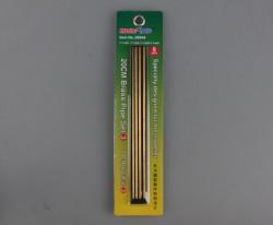 20 cm Brass Pipe set 3