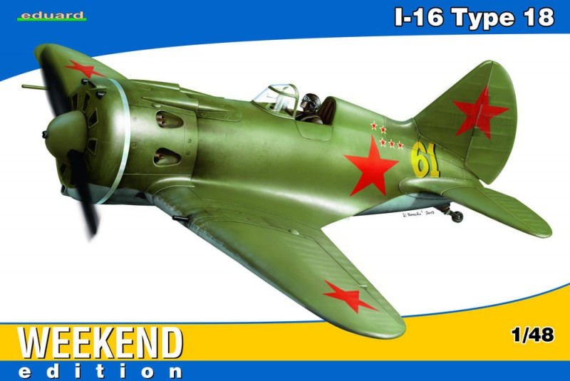 I-16 Type 18 for Weekend