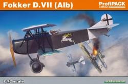 Fokker D.VII(Alb), Profipack