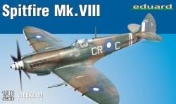 Spitfire Mk.VIII, Weekend Edition