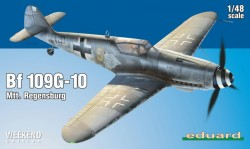 Bf 109G-10 Mtt. Regensburg, Weekend Edition