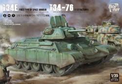 T-34E / T-34-76 2in1