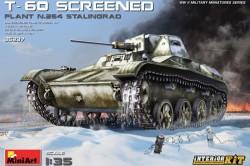 T-60 Screened (Plant No.264,Stalingrad) Interior Kit