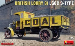 British Lorry LGOC 3t B-Type