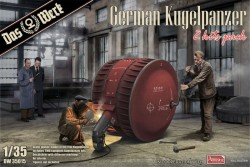 German Kugelpanzer - 2 kits pack