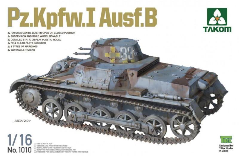 Pz.Kpfw.I Ausf.B