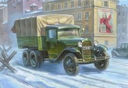 GAZ-AAA Soviet WWII 1.5t cargo truck