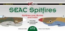SEAC Spitfires
