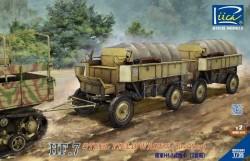 HF.7 Steel Field Wagon (Trailer)