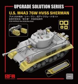 U.S M4A3 76W HVSS SHERMAN upgrade solution
