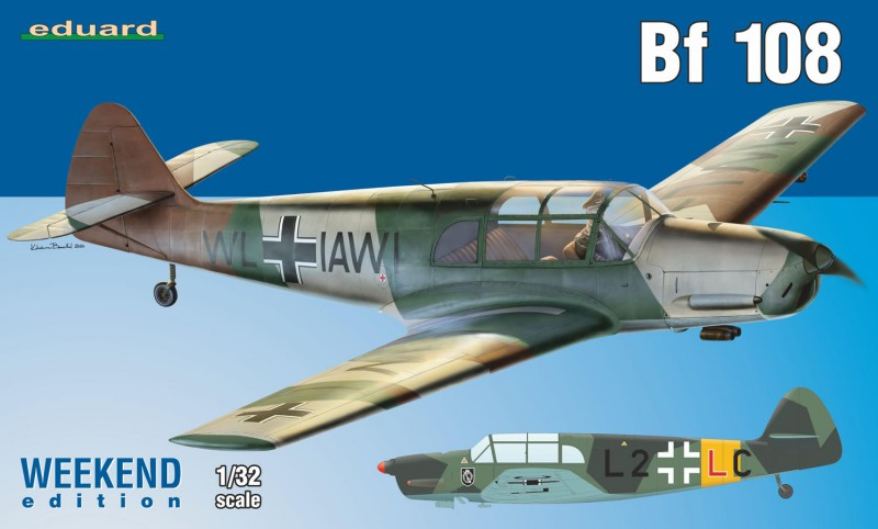 Bf 108, Weekend Edition